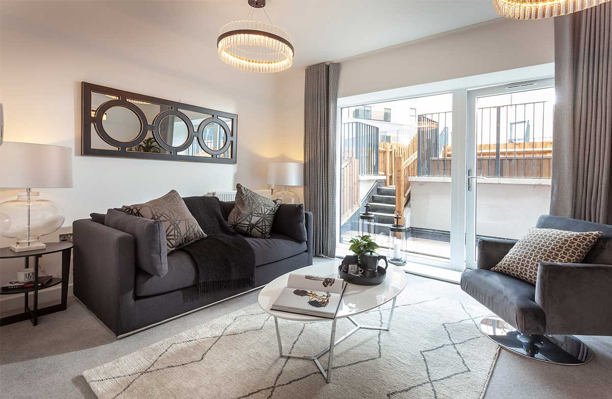 Trinity Walk Show Home Interior
